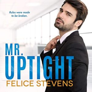Audiobook Mr Uptight