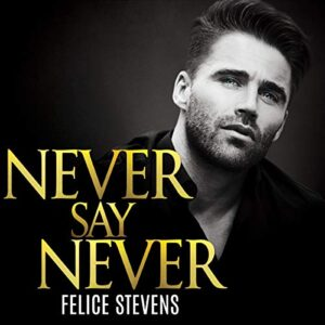 Audiobook Never Say Never